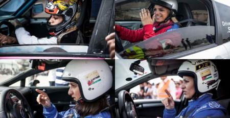 femmes pilotes automobile