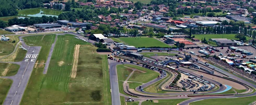 Circuito Nogaro : Circuit nogaro