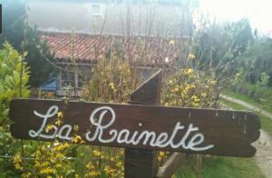 Gite La Rainette