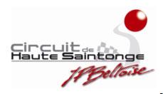 Logo circuit de Haute-Saintonge
