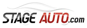 Logo stage auto