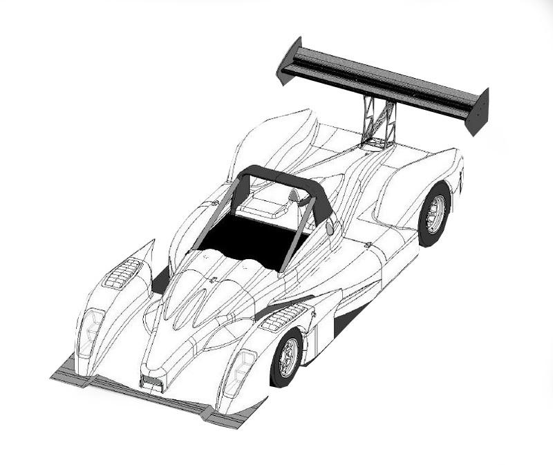 dessin Norma M20 FC