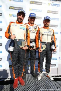 podium team CD Sport