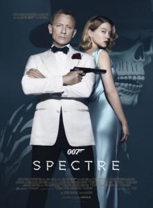 sortie James Bond Spectre