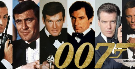 Voitures James Bond