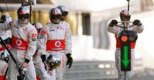 pit stop F1