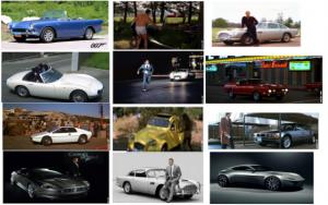 voitures james bond