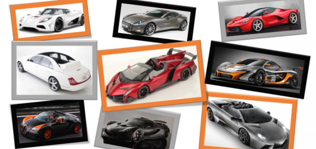Les 10 voitures les plus ch res au monde for Garage dallan les cheres