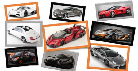 voitures les plus chères au monde