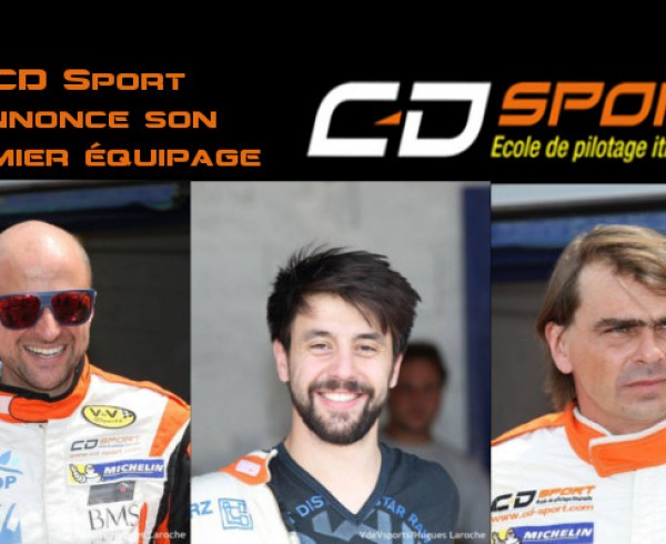 equipage 1 CD Sport