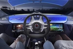 habitacle voiture autonome