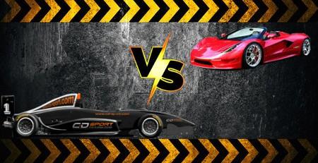 GT versus monoplace