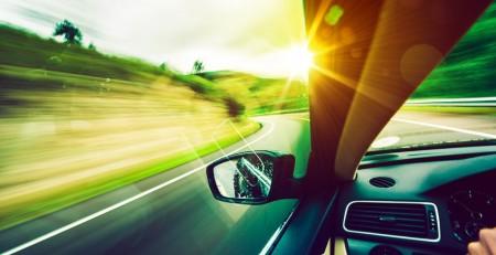Rouler sur circuit ou sur route