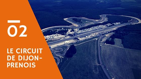 Circuit Dijon-Prenois : la vitesse au rendez-vous !