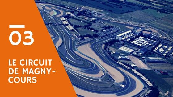 Circuit de Magny-Cours : vitesse et sensation forte !
