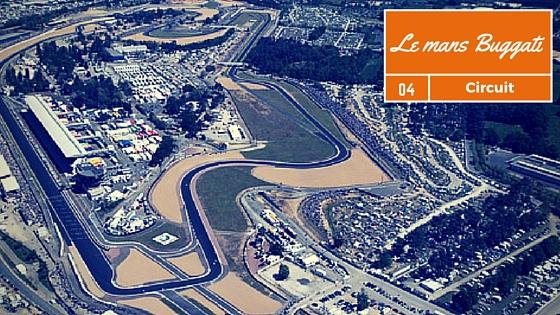 Circuit Le Mans Buggati