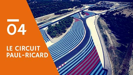 Circuit du Castellet : une piste rapide !