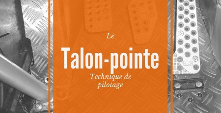 Talon-pointe : technique de pilotage