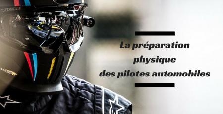 préparation physique pilotes automobliles