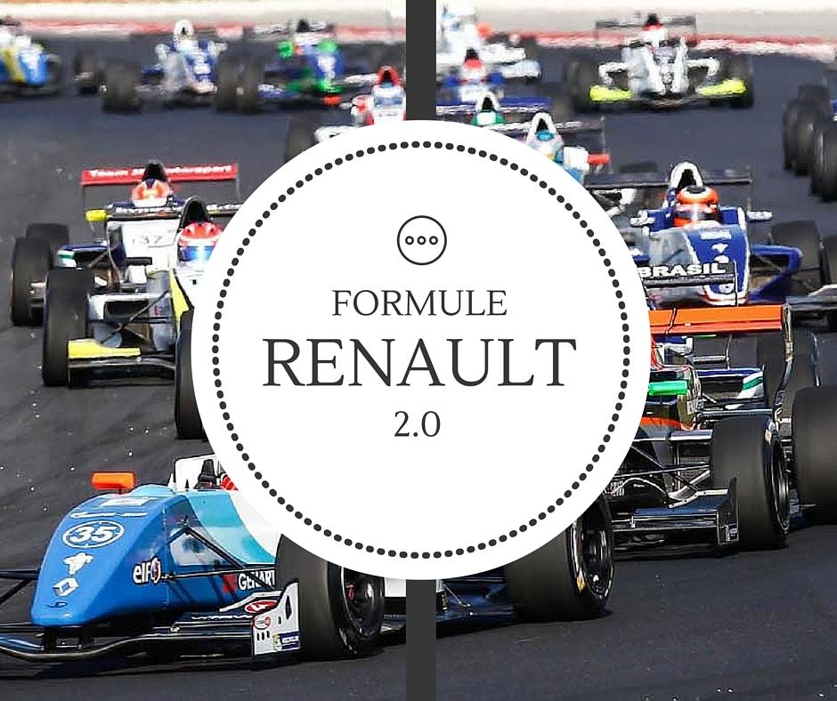 Championnat Formule Renault 2 0 O 249 Les Retrouver