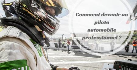 les conseils pour devenir pilote automobile professionnel