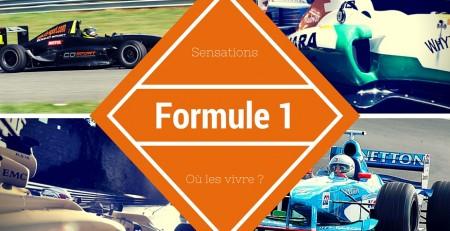 Formule 1 : où retrouver les sensations ?