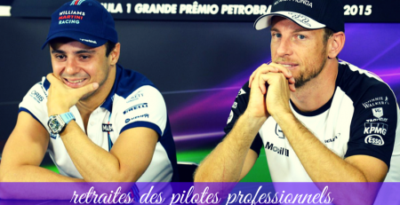 jenson button et felipe Massa