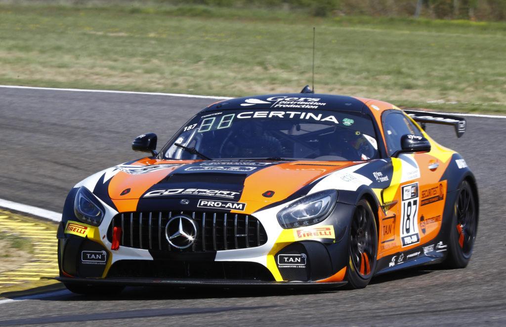 Mercedes CD sport Arthur Rougier Nogaro 2019