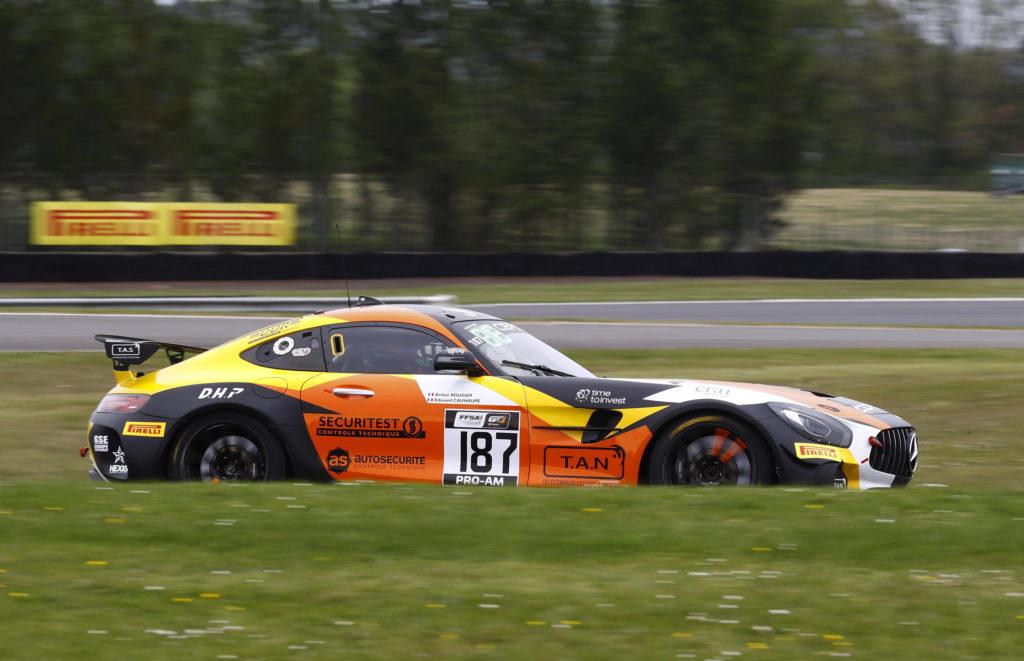 Mercedes CD sport Edouard Cauhaupe Nogaro 2019