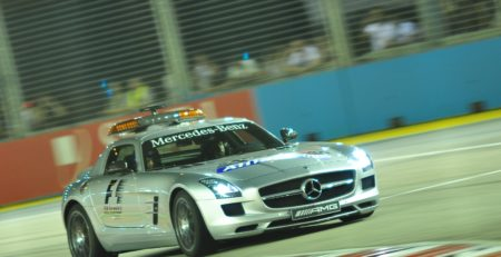 safety car f1
