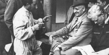 Enzo Ferrari : l'incroyable carrière du constructeur automobile