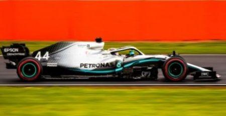 Quelle est la vitesse maximum d'une Formule 1 ?